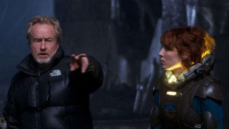 Ridley Scott, yeni bir Alien filmi çekmeyi düşünüyor