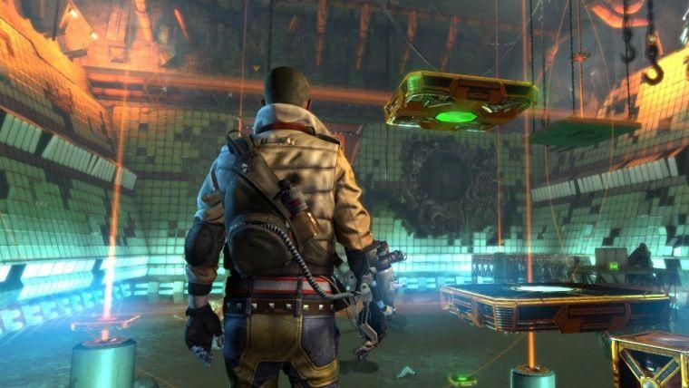 Cyberpunk temalı aksiyon-bulmaca oyunu BEDAVA oldu
