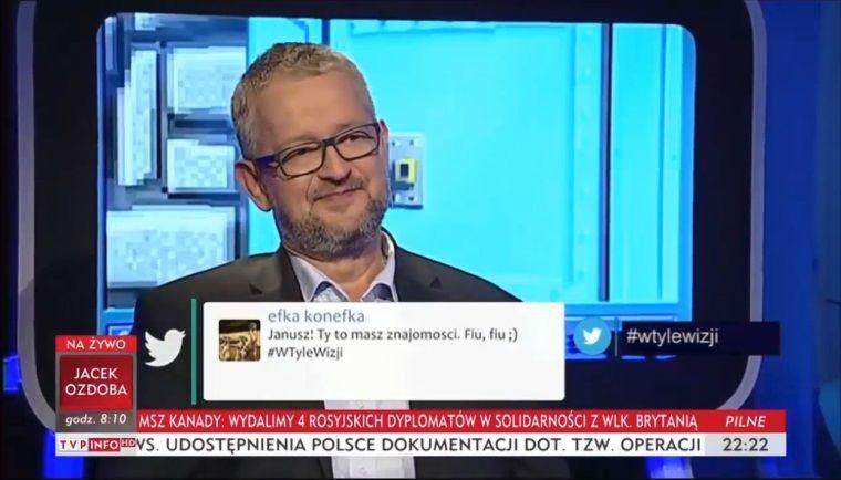 Haber kanalı ekranlarında yanlışlıkla Wolfenstein oynadılar