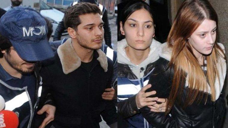 Ünlü oyuncu Çağatay Ulusoy ve birçok isme hapis cezası verildi