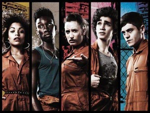 İngiliz dizisi Misfits, Amerikan versiyonuyla tekrar ekranlara geri dönüyor