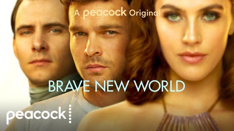 Brave New World dizisi iptal edildi