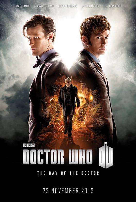Doctor Who çılgınlarına özel bölüm geliyor