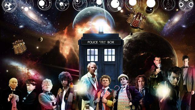 Doctor Who ve Black Mirror ortak bölümü gelebilir