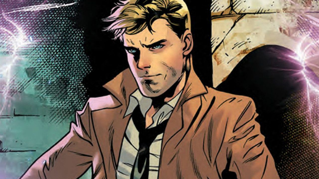 Work begins for the HBO Max series Constantine