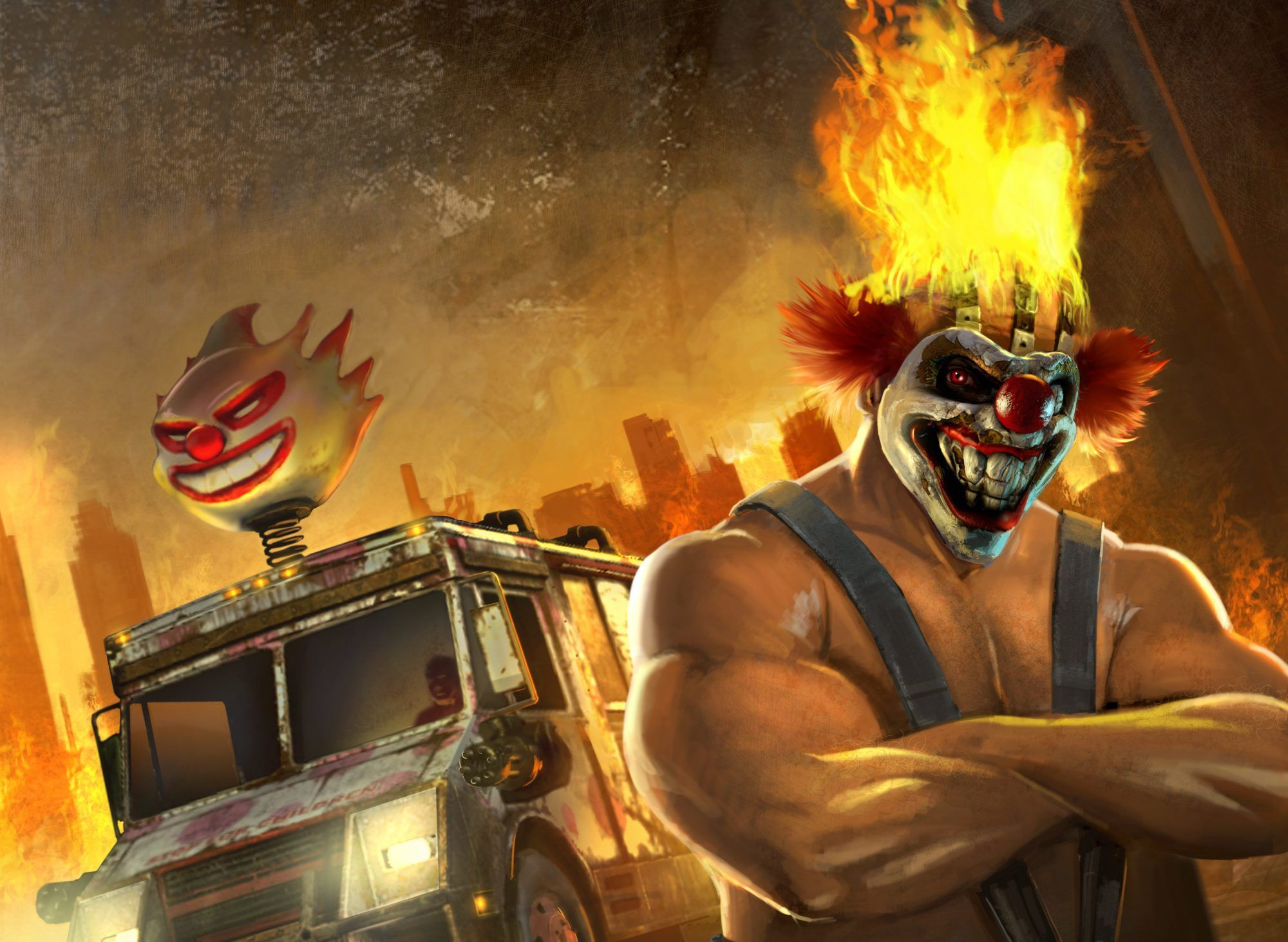 Twisted Metal series officially announced