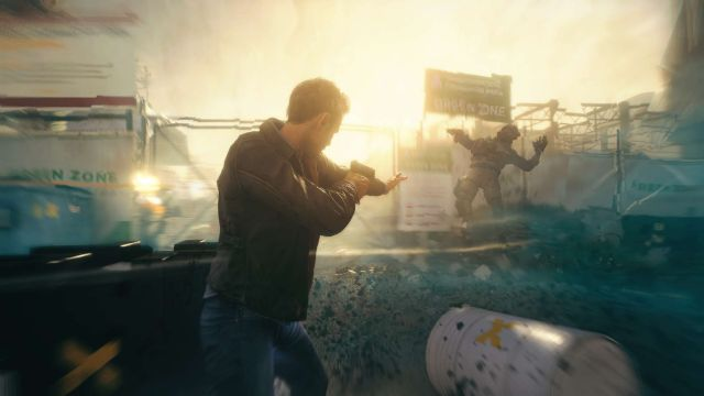 90 dakikalık Quantum Break yayını başladı
