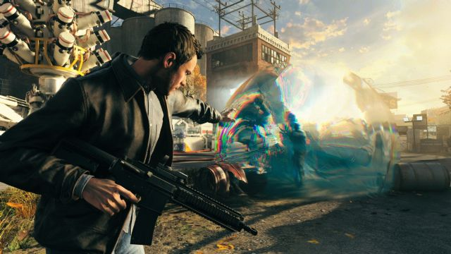 Quantum Break'in oluştuğu yere göz atın!