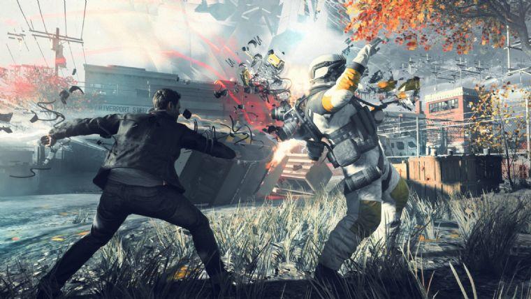 Quantum Break'e Xbox One X uyumluluğu geliyor