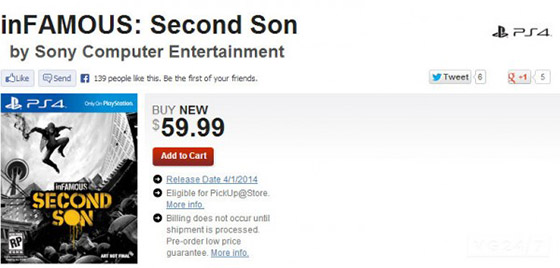 InFamous: Second Son'dan son detaylar