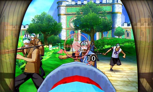 One Piece Unlimited World: RED'den son görseller