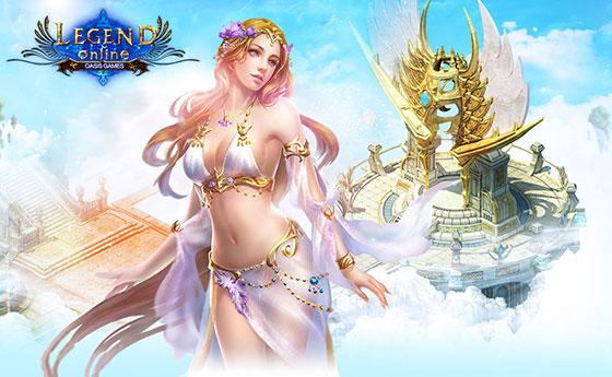 Türkiye'nin en çok aranan oyunu Legend Online