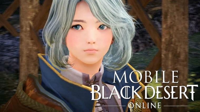 Black Desert Online'ın mobil sürümünden yeni video geldi