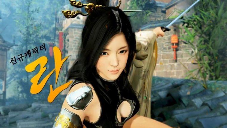Black Desert Online'ın yeni karakteri için video yayınlandı