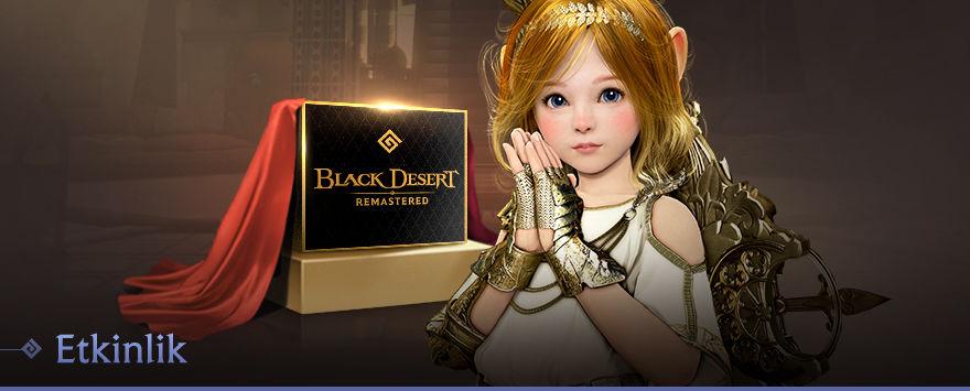 Black Desert Online ücretsiz elde edebilirsiniz