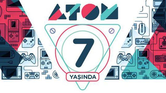 Türk oyun sektörünün önemli merkezi ATOM, 7 yaşında!