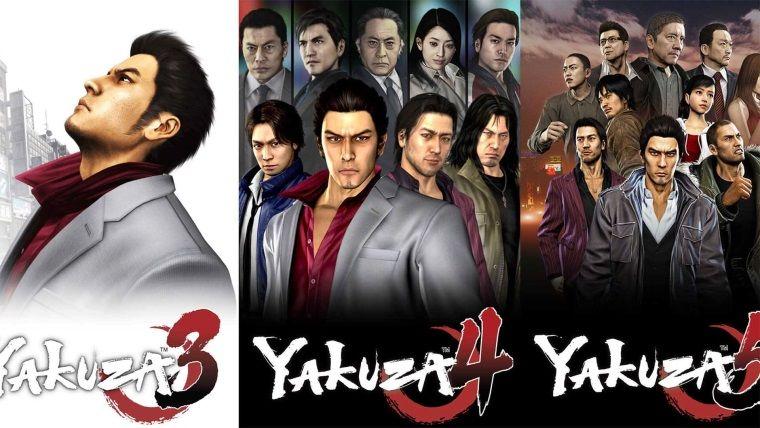 Yakuza Remastered Collection PC sistem gereksinimleri açıklandı