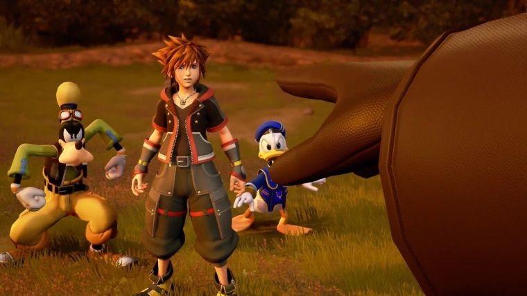Kingdom Hearts 3, videosu ile bizi 30 yıl öncesine götürüyor