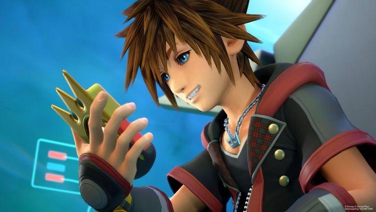 Kingdom Hearts III'ün dosya boyutu belli oldu