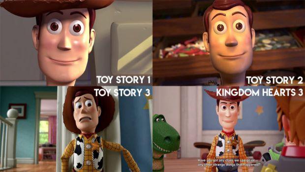 Artık oyunlarda Pixar kalitesinde grafiklere sahibiz