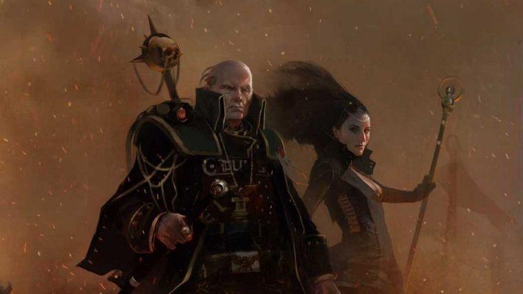 Warhammer 40.000 evreni de dizi furyasına katılıyor