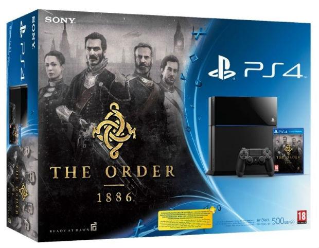 The Order 1886'nın PlayStation 4 bundle'ı internete sızdı!