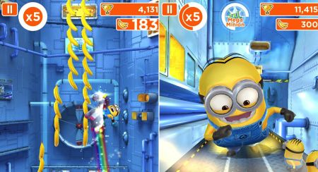 Despicable Me: Minion Rush (Android İnceleme)