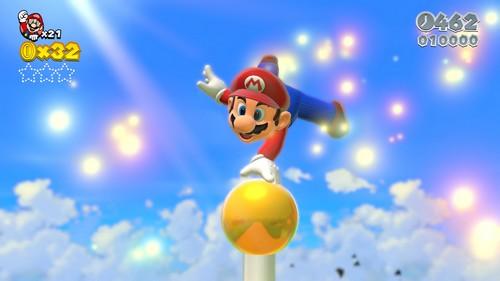 Mario televizyon kanallarına dadanırsa