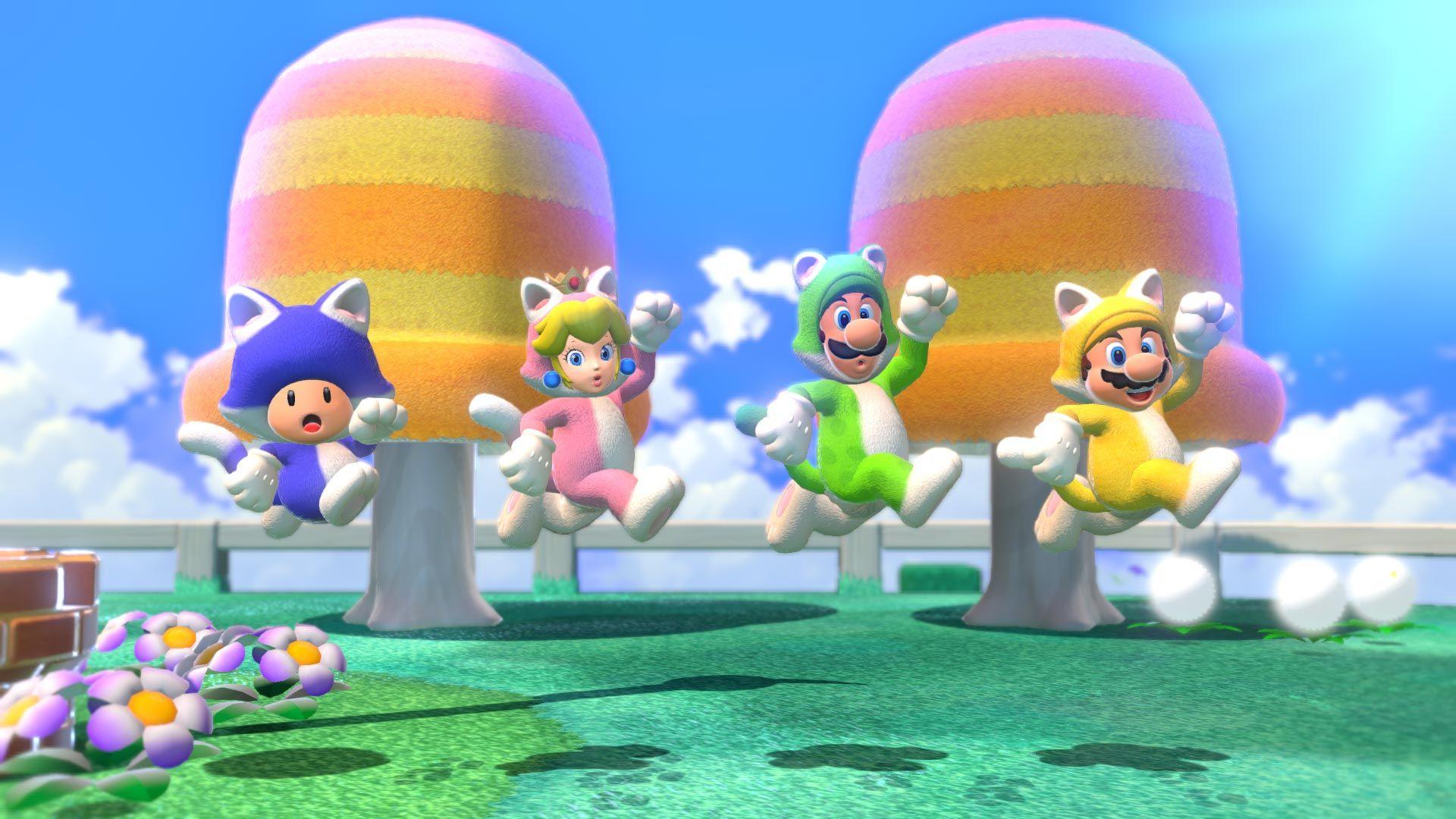Super Mario 3D World + Bowser's Fury ilk inceleme puanları