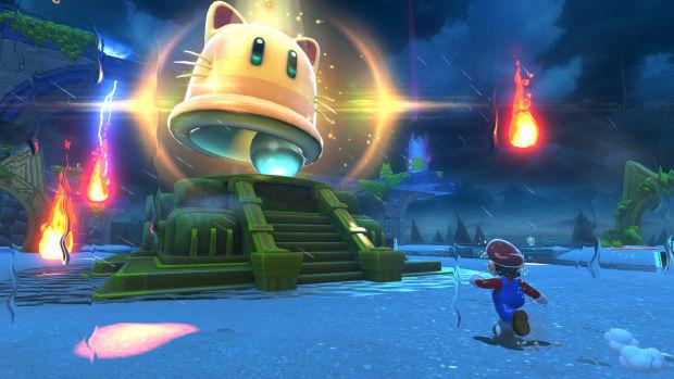 Mario, Bowser's Fury'de devasa bir boyuta ulaşıyor