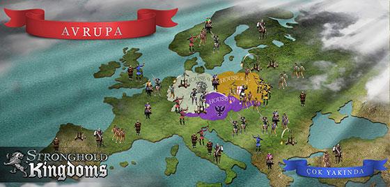 Stronghold Kingdoms'da beklenen Dünya sonunda geliyor