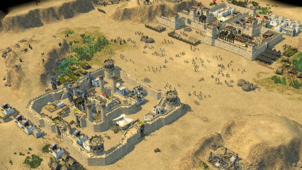 Stronghold Crusader 2 Avrupa turnuvasına başvurular başladı