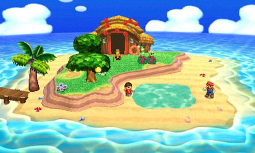 Super Smash Bros'da Animal Crossing haritası da olacak
