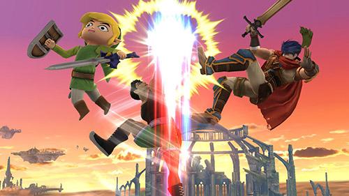Super Smash Bros. 3DS'den ilk inceleme puanları geldi