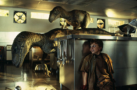 Bu Akşam Ne İzleyelim? (Jurassic Park)
