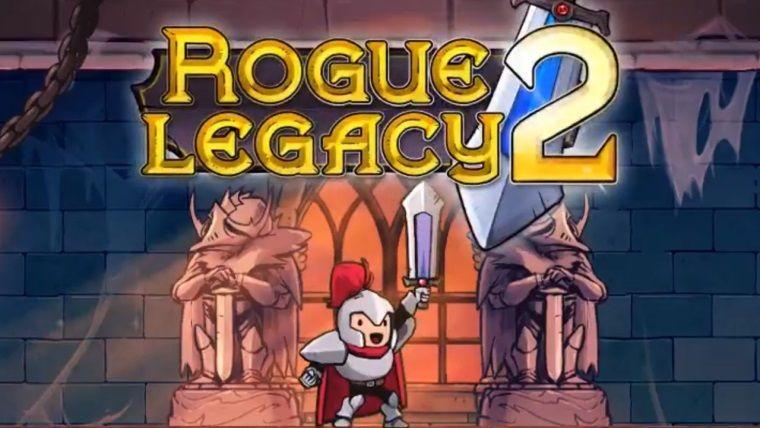 Rogue Legacy 2 önümüzdeki ay erken erişime açılıyor