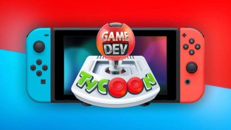 Game Dev Tycoon, Nintendo Switch'e geliyor