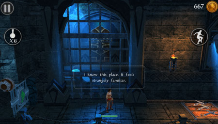 Prince of Persia: Shadow & Flame (Mobil İnceleme)