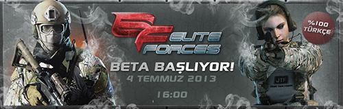 Elite Forces Türkçe betası sizlerle