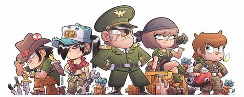 Mercenary Kings'den kötü haber