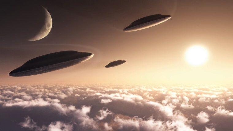 ABD'nin büyük UFO sırrı ifşa edildi