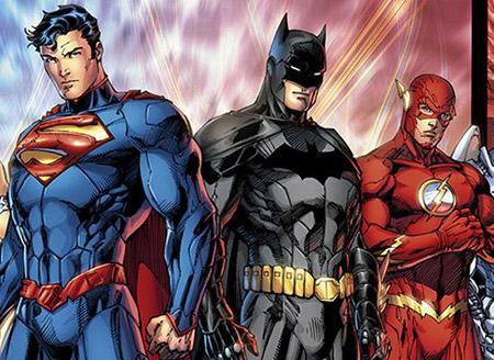 Batman vs. Superman'e yeni bir kahraman daha mı ekleniyor?