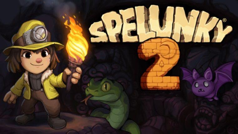 Spelunky 2 PC çıkış tarihi açıklandı