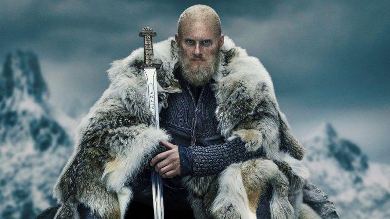 Vikings dizisinin 6.sezon fragmanı yayınlandı