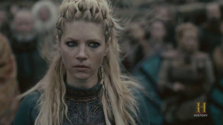 Vikings'in 5. sezon fragmanı yayınlandı