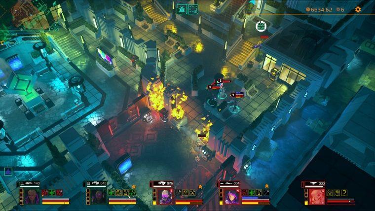 Cyberpunk temalı RTS oyunu Satellite Reign şu an ücretsiz