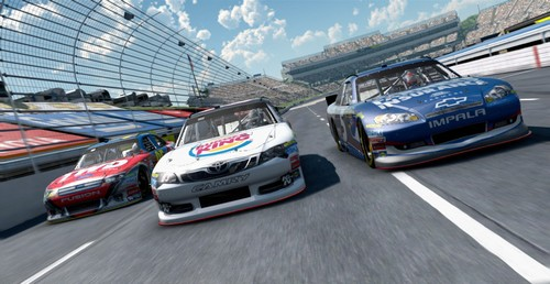Nascar: The Game: 2013 Steam'e geldi