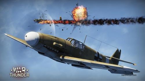 War Thunder rekora koşuyor