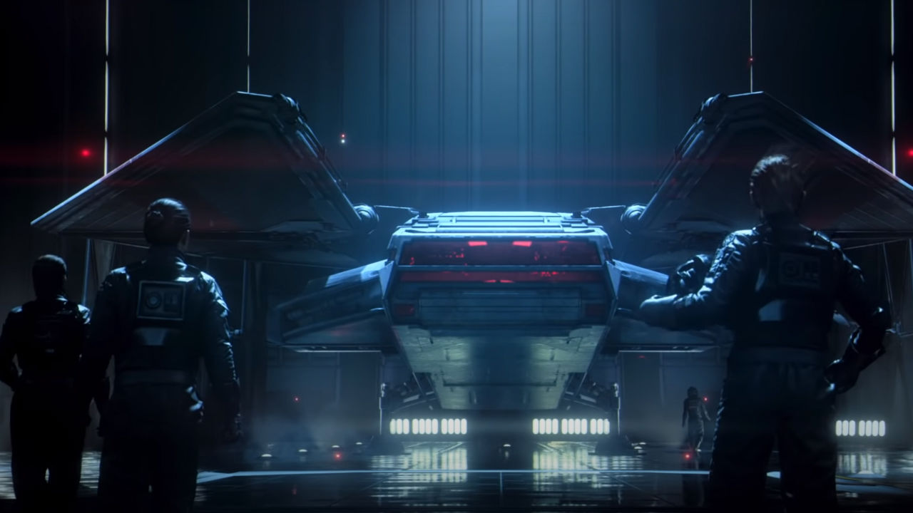 Star Wars: Squadrons için ilk tanıtım fragmanı yayınlandı