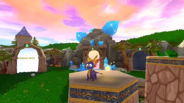 Spyro, Unreal Engine 4 ile tekrar hayat buldu